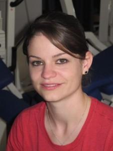 Eva Mayer Sportwissenschaftlerin