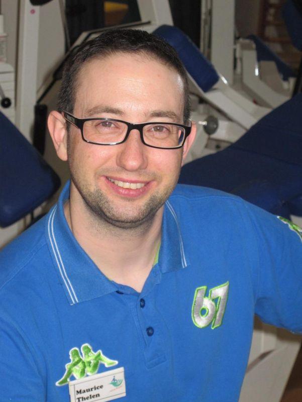 Maurice Thelen, Sportwissenschaftler