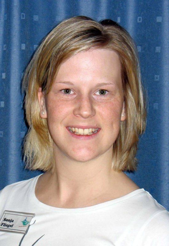 Sonja Kaiser, medizinische Bademeisterin und Masseurin