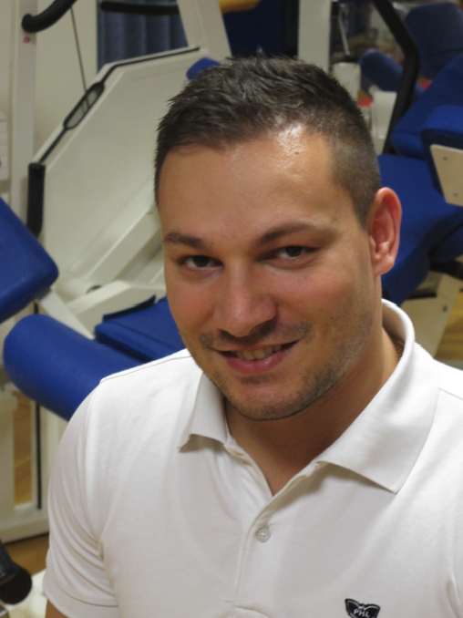 Tomislav Perkovice Physiotherapeut