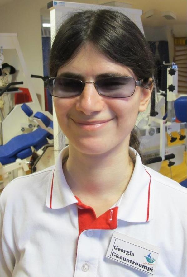 Georgia Gkountroumpi, Physiotherapeutin